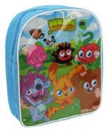 Moshi Monsters Blue Backpack